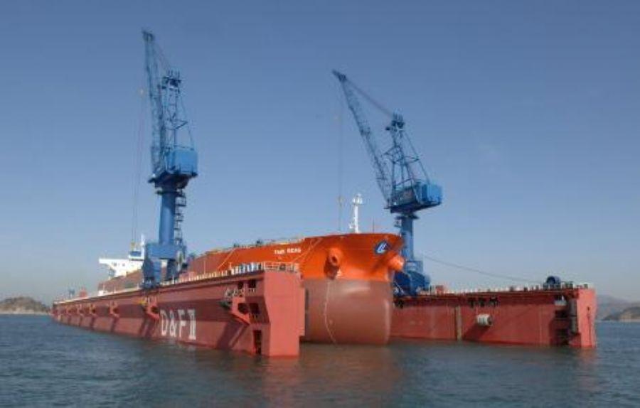 Floating Dry Dock Cr