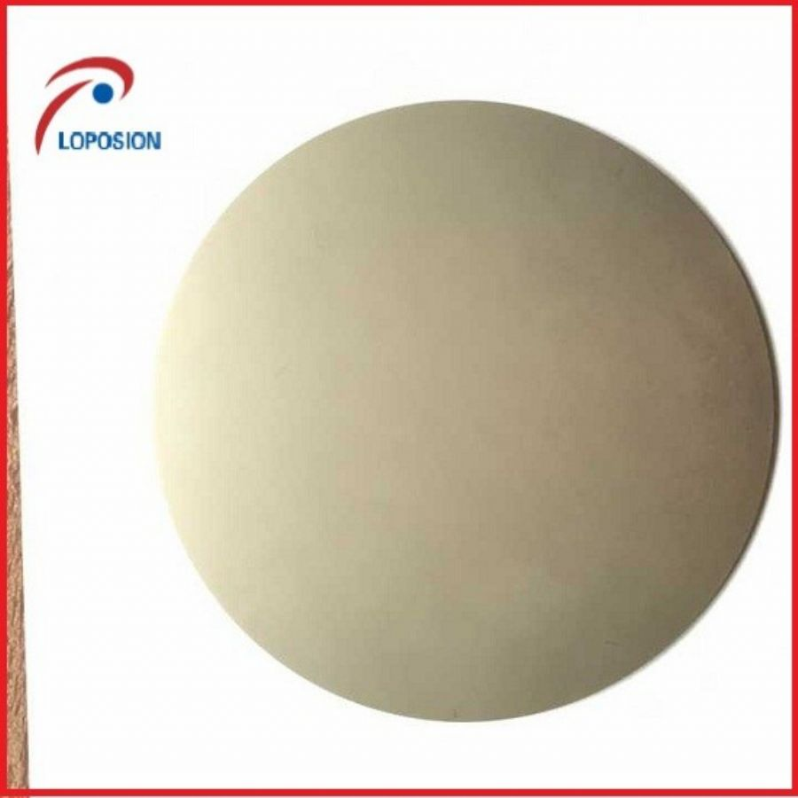 Titanium alloy soot blower diaphragm