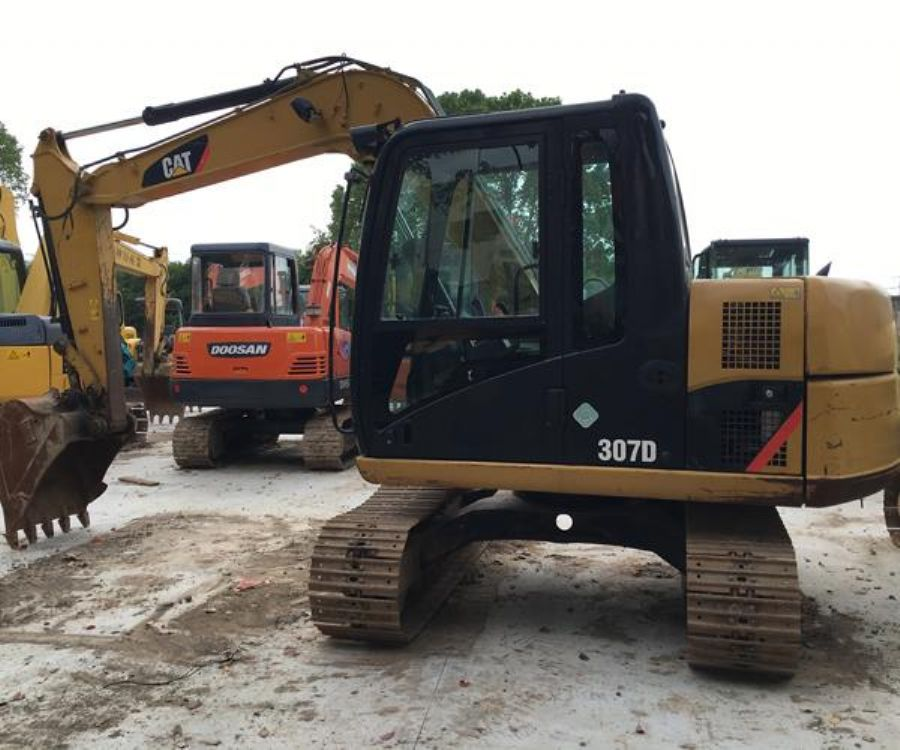 Used Cat Mini Excavators