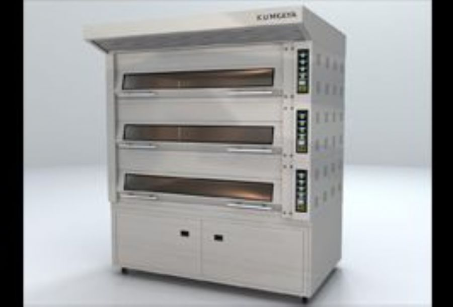 EF2050 Katlı Modüler Fırın