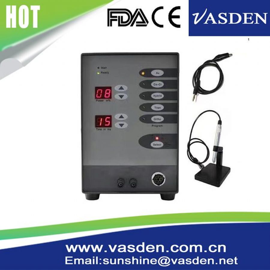 Dental Equipment Small Portable Argon Spot Welder Of Jewelry Spot Welding Machine
