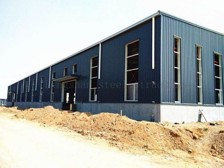Prefabricated Steel Structure Industrial Buildings For Sale