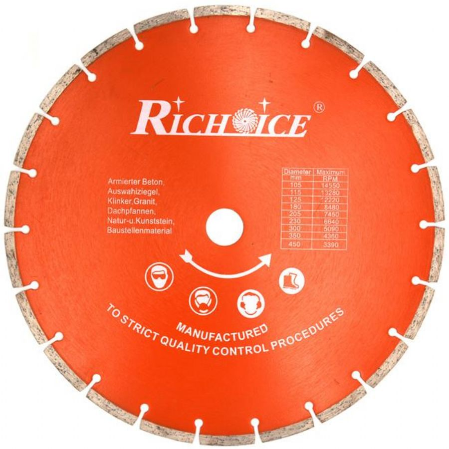 High_Performance_Multiple_Purposes_Dry_Cutting_Diamond_Blade_For_Graint_&_Concrete