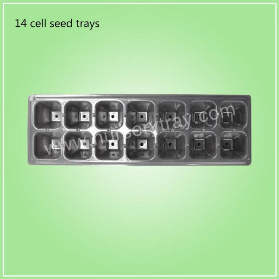 14 Cell Seed Trays