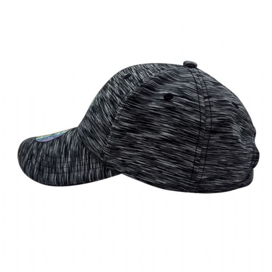 Wool Acrylic Professional Model Pre Curved 6 Panel Structured Front Baseball Cap With Embroidery