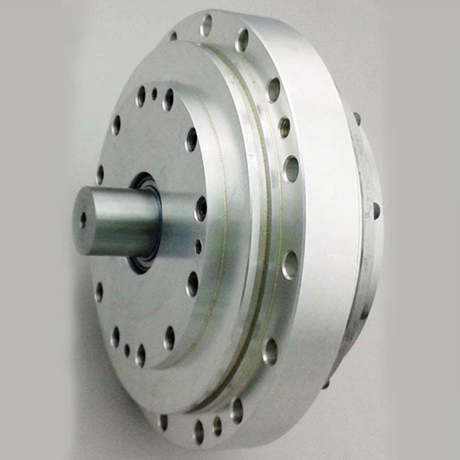 CSF_High_Precision_And_High_Transmission_Efficiency_Harmonic_Drive_Gearhead_With_Hollow_Shaft_And