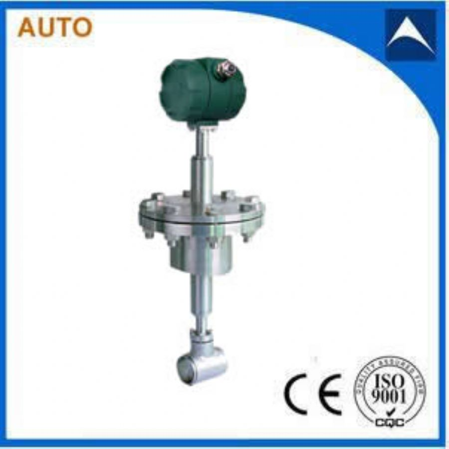 Gas And Water Vortex Flow Measurement Sensor