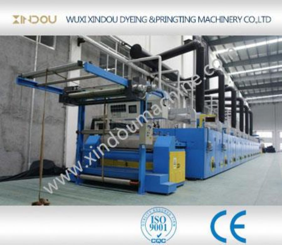 Good Quality Hot Air Stenter Setting Machine