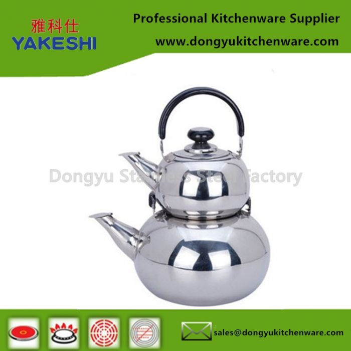 Stainless Steel Turkish Kettles Export Kettles