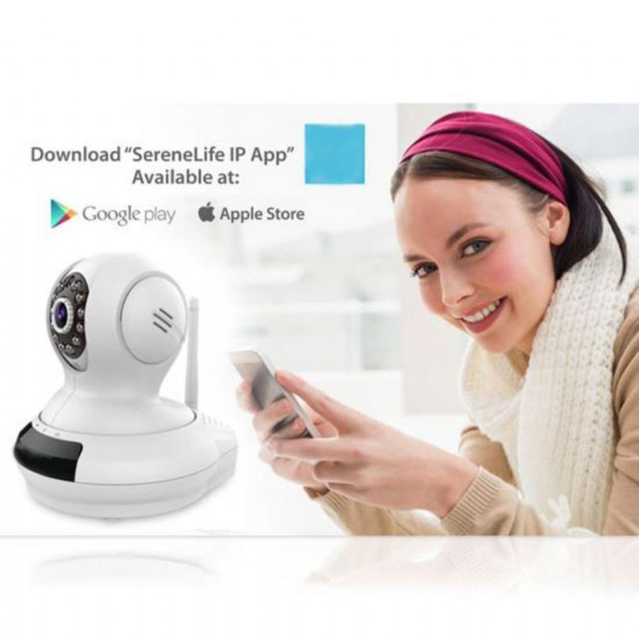 WiFi IP Camera Wirel