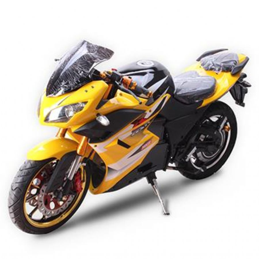 Fastest Full Lithium Electric Motorcycle With 5000w Motor Power For Adult