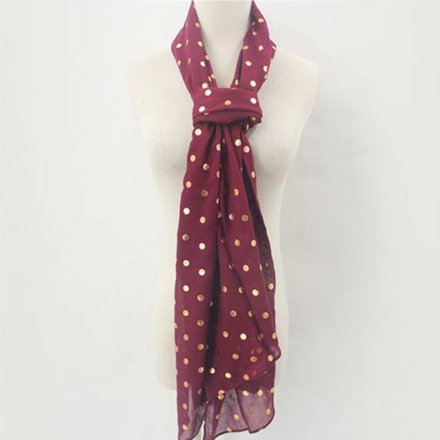 Fashion_Foil_Printing_Scarves_For_Spring_And_Summer