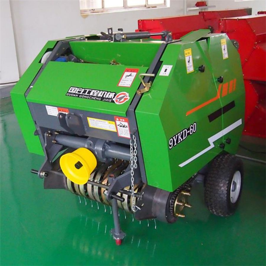 Mini Round Baler For Sale