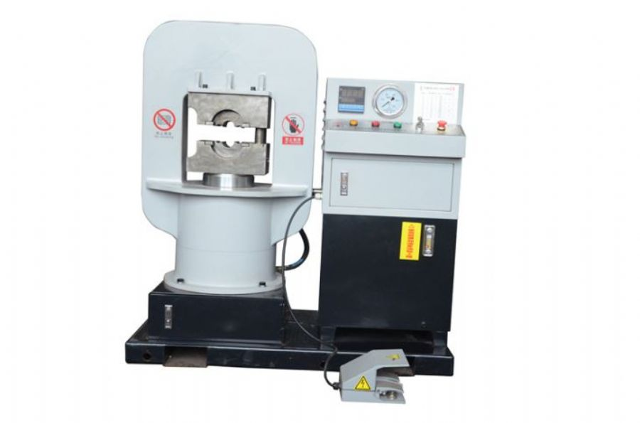Steel Wire Rope Pressing Machine