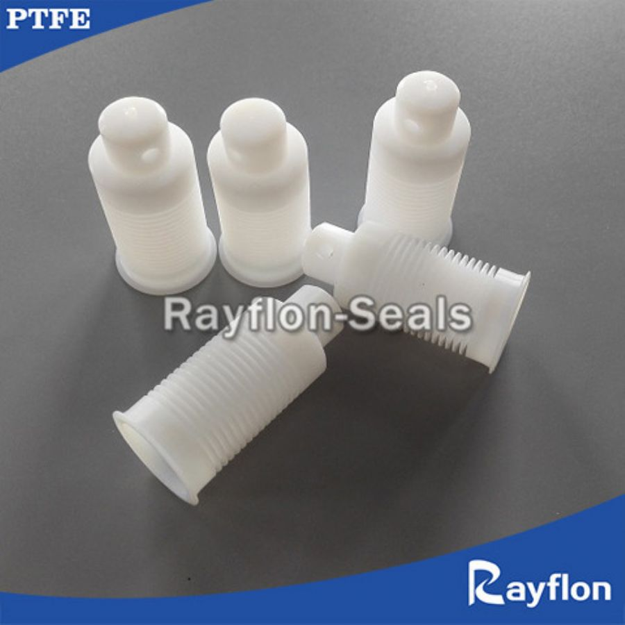 High Pressure Corrugated PTFE bellow hose