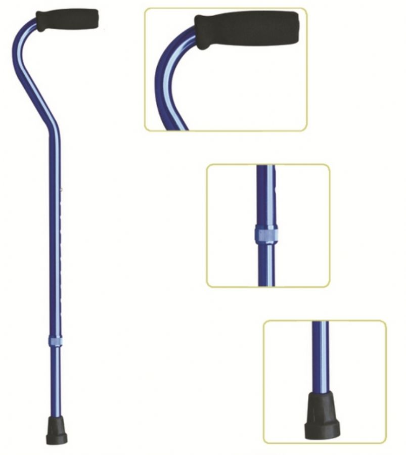 Adjustable Offset Cane