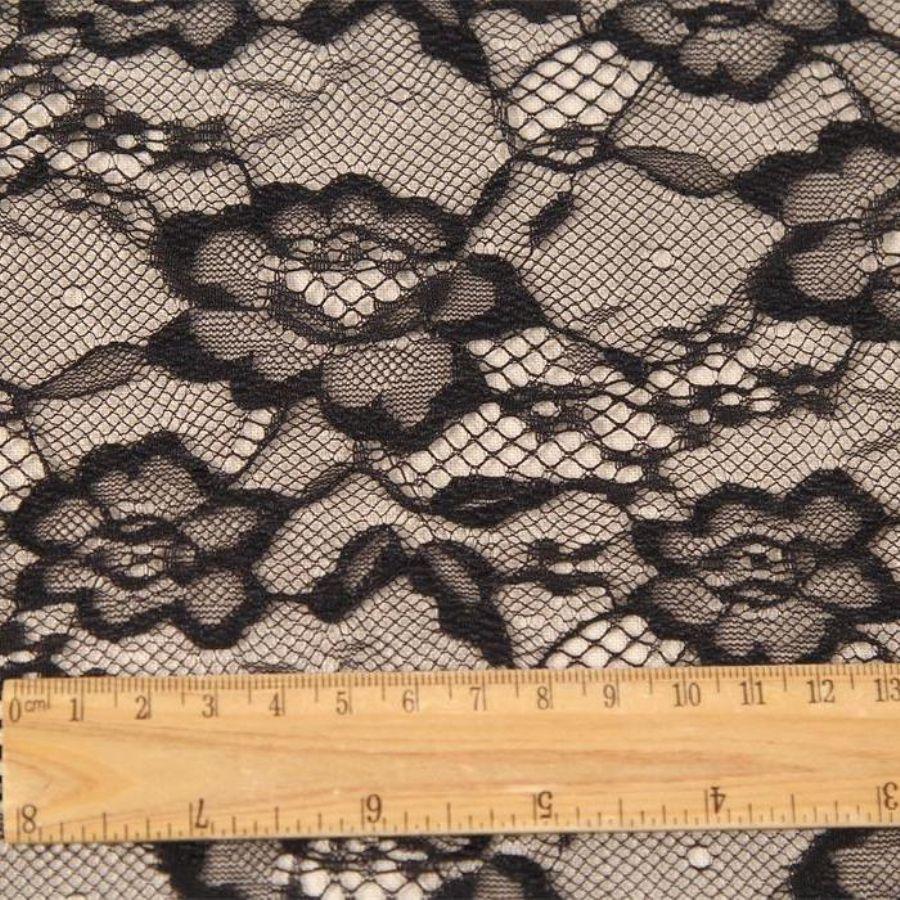 Nylon Jacquard Lace For Suit