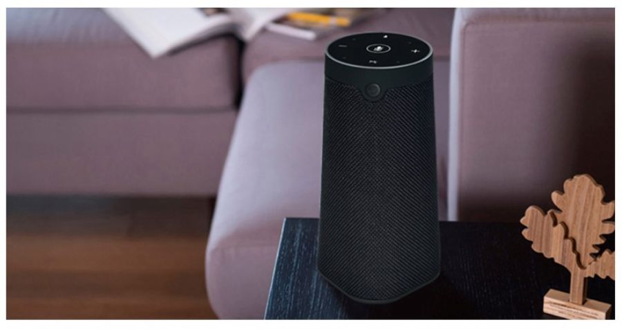Voice Activated Alexa Enabled Smart Bluetooth Speaker