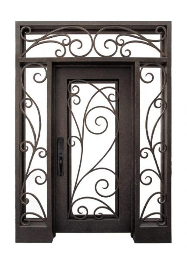 Wrought Iron Double