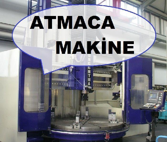 Yeni ve ikinci el sanayi makineleri