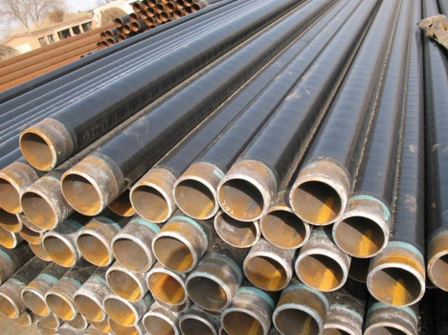 Seamless Pipe ASTM A