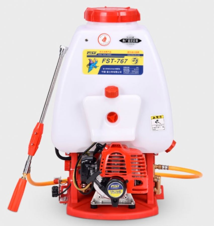 Power Sprayers For A