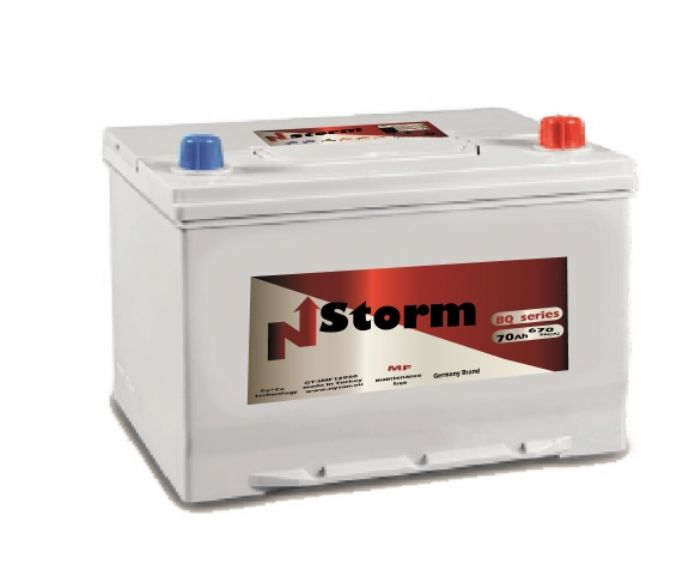 N-STORM AUTOMOTIVE BATTERY