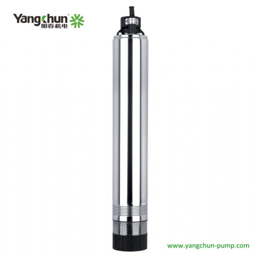 MYHOME FOVOL Multi-stage Deep Well Submersible Pump 1.25 Φ98mm 115/230V 1/2-1hp