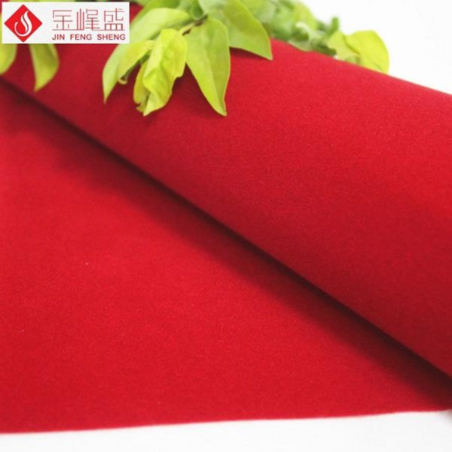 Red Color Spunlace F