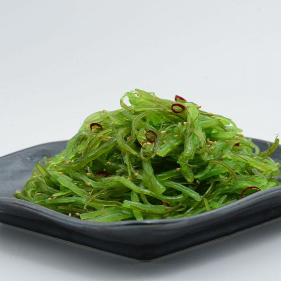 Sweet And Sour Frozen Seasoned Seaweed Salad