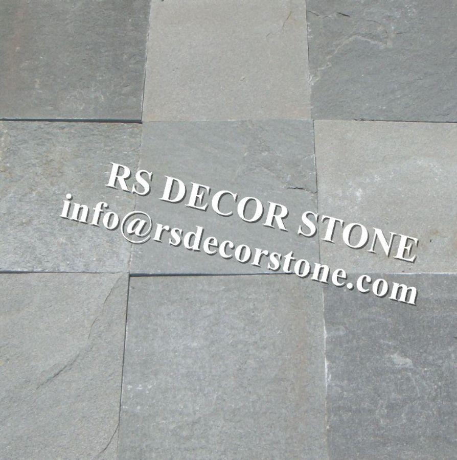 Grey Quartzite Flooring