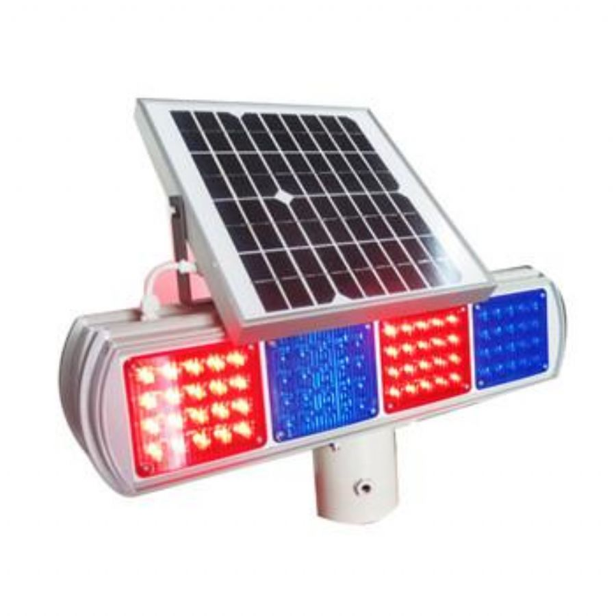 led flashing solar r