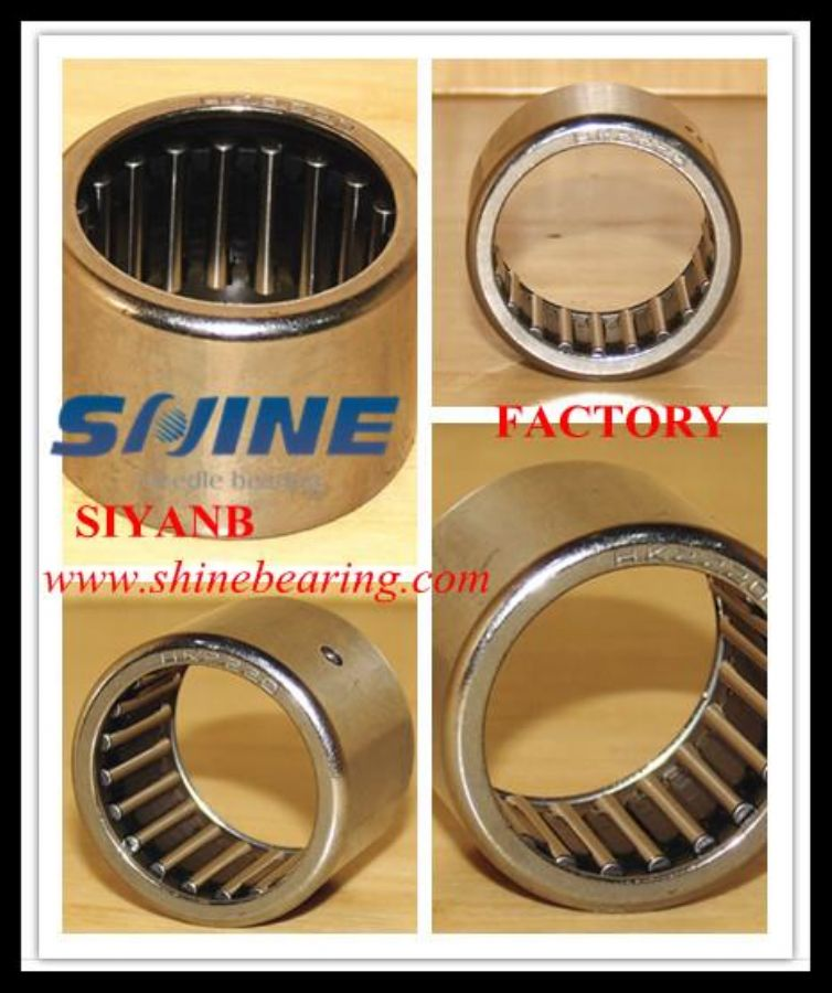 Drawn Cup Needle Roller Bearings With Open Ends