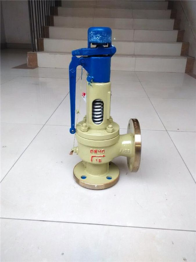 Spring Low Lift Safety Valve