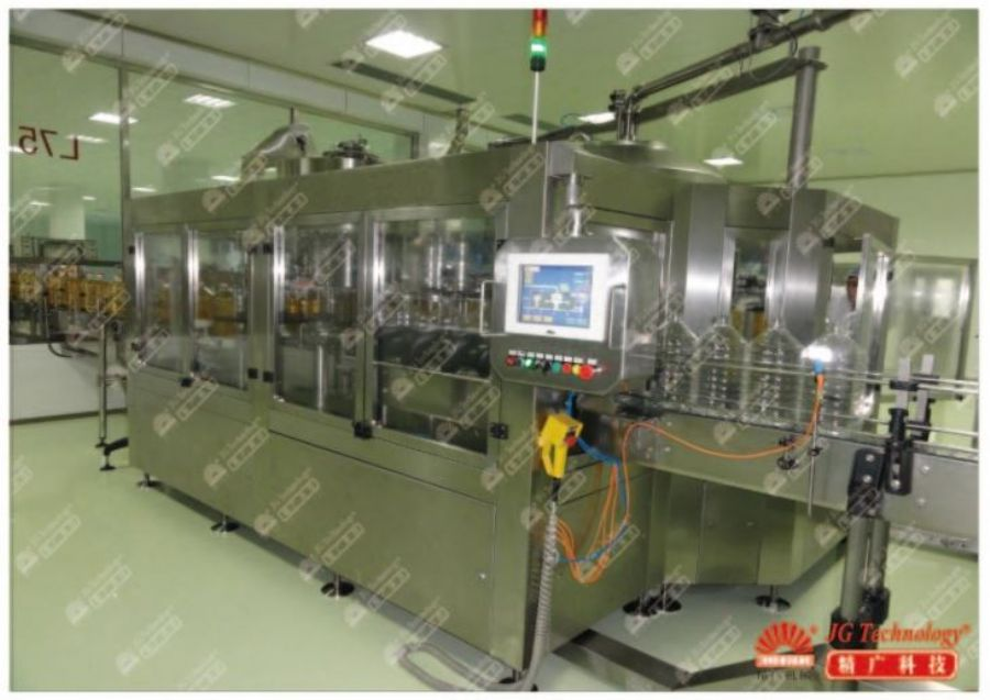 Weighing Rotary Filling Machine