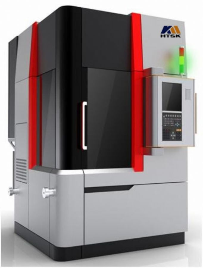 High Speed CNC Verti