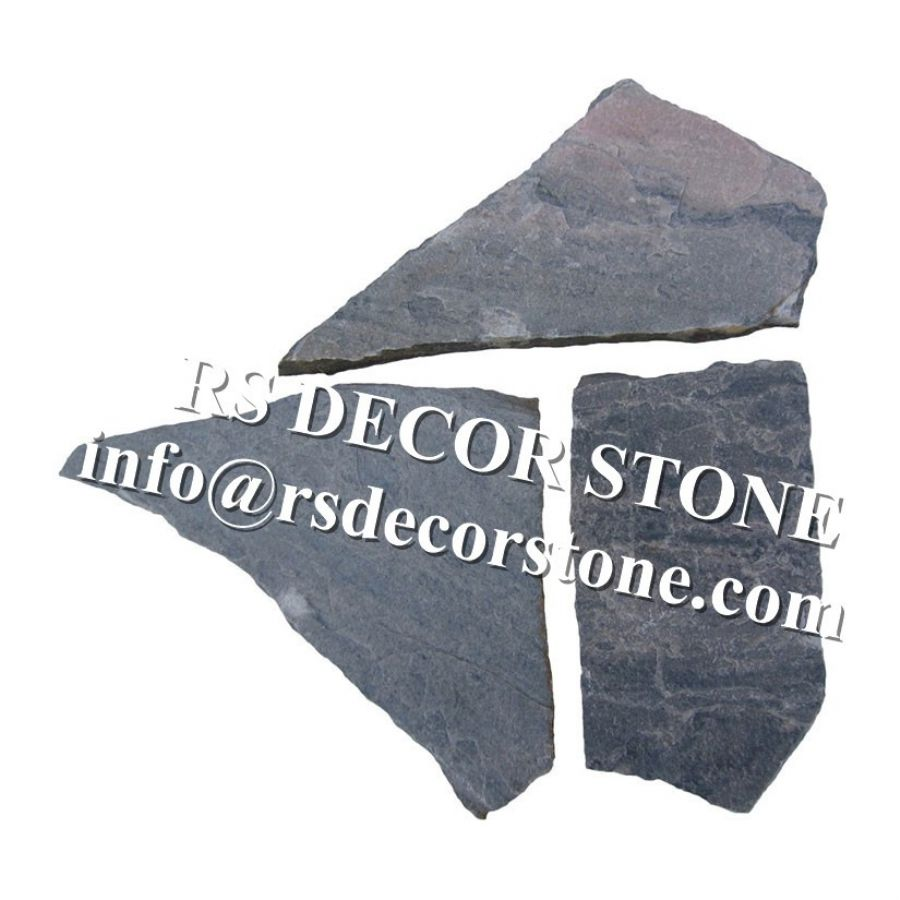 Grey Quartzite Flags