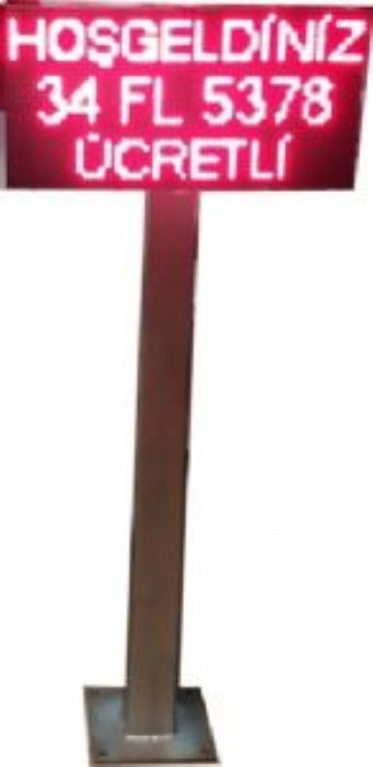 LED Bilgi Ekran�