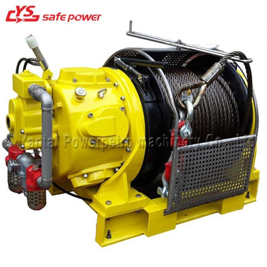 Heavy Duty Air Winch