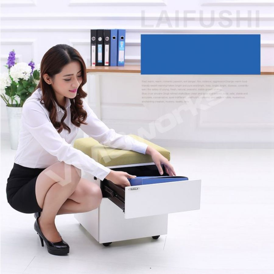 G Style Handle High Quality Office Use - metal Vertical Filing Cabinet