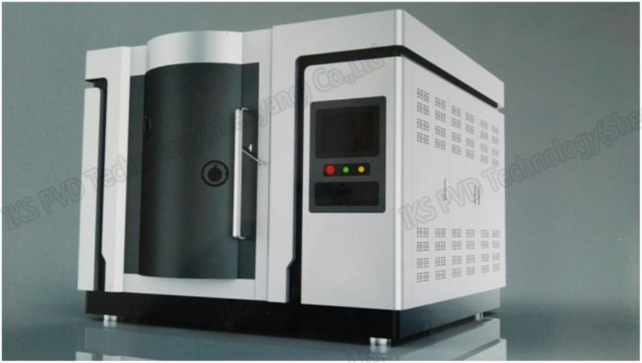 Clock And Watch Mid-Frequency Magnetron Sputtering Vacuum Coating Machine