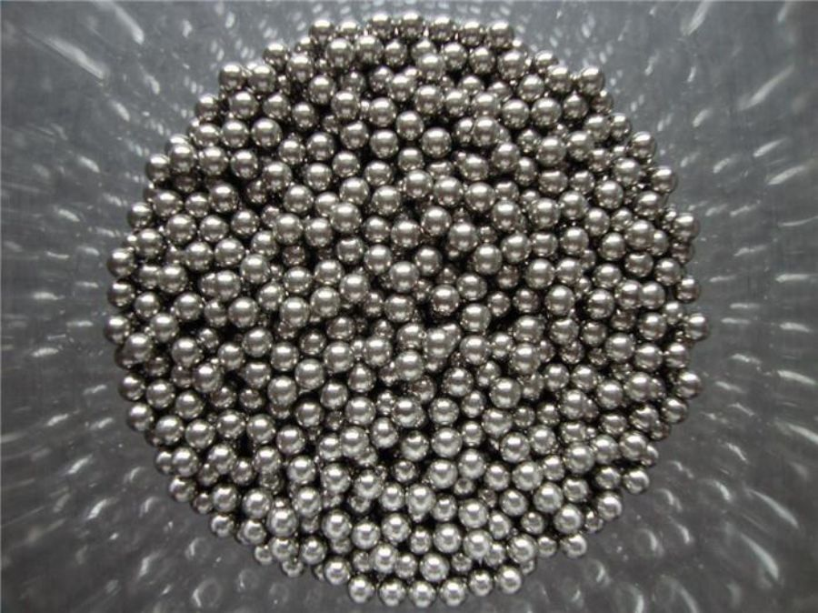 Chrome Steel Balls F