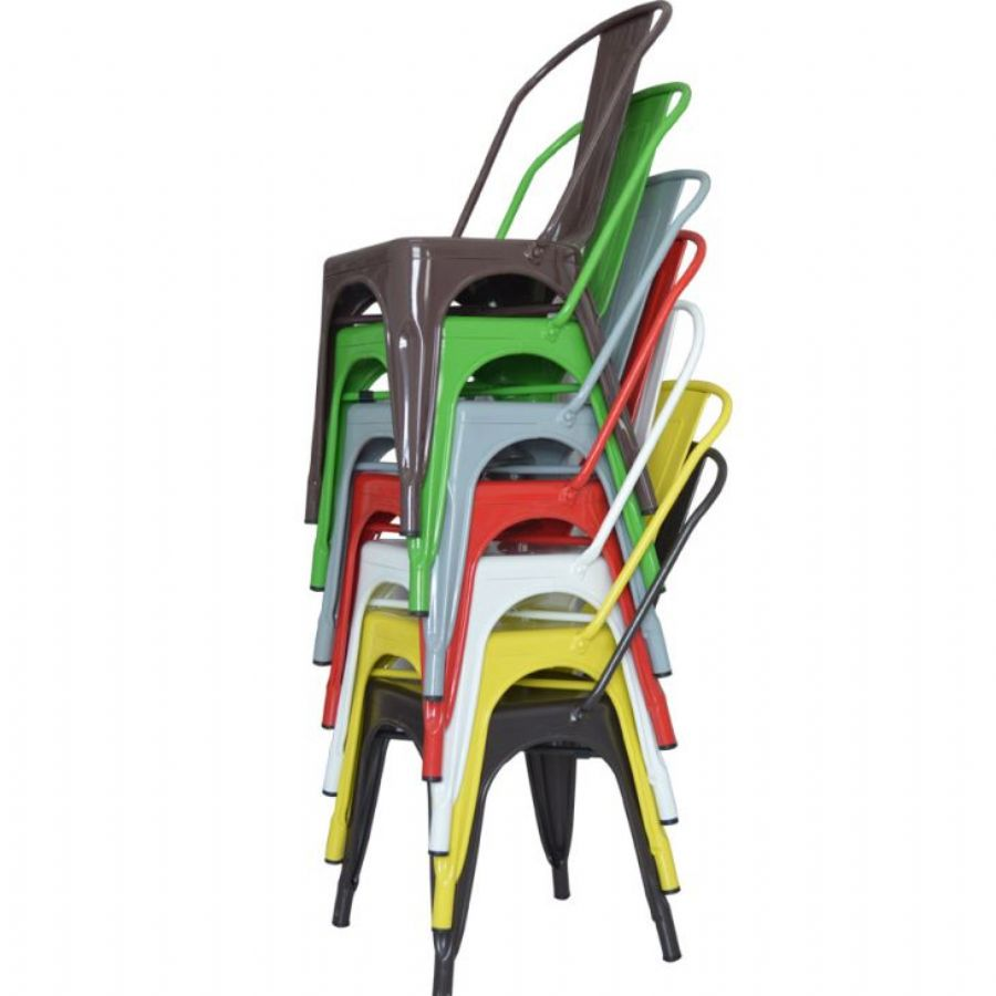 Tolix Style Chair