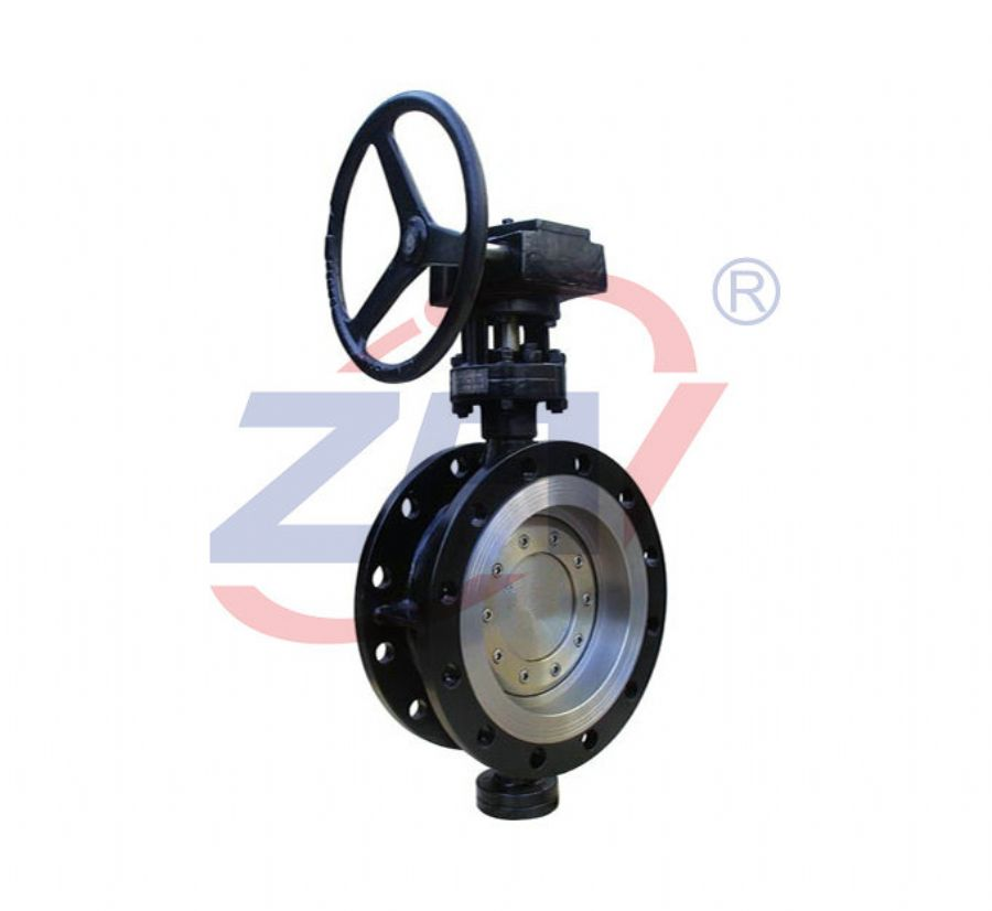 API609_Flanged_Triple_Offset_Butterfly_Valve