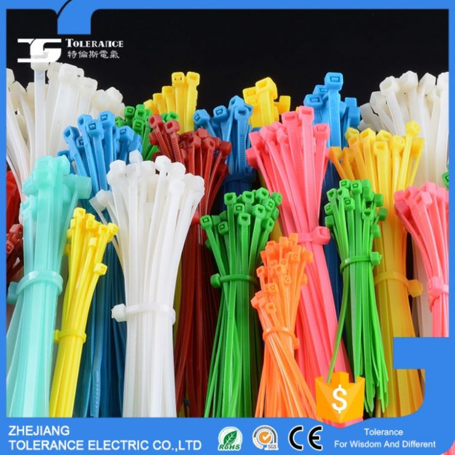 Self Locking Nylon Cable Tie