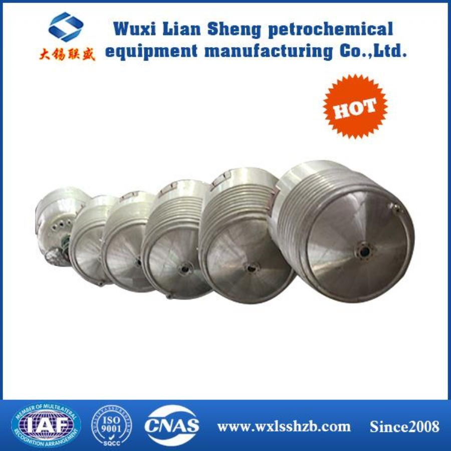 Stainless Steel Reaction Jacketed Kettle