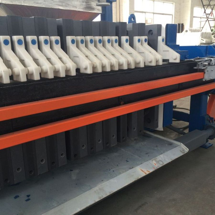 Membrane Filter Press For Food Production And Processing