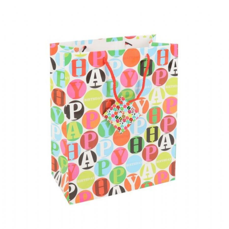 Christmas Gift Bag Birthday Packing Gift Bag 7.48* 9.84 * 3.54