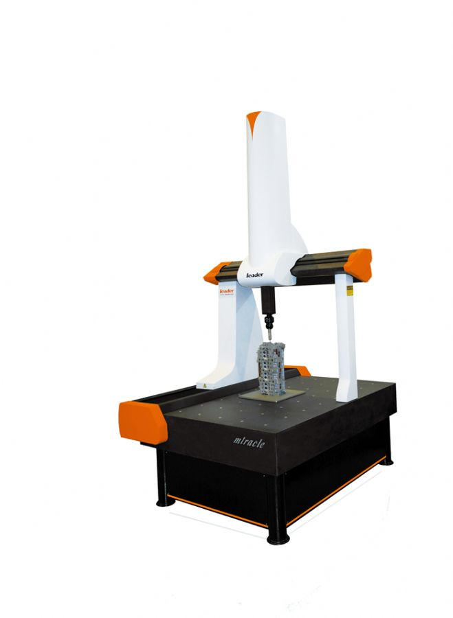 Miracle Series Automatic High Efficient Moving Bridge Type Coordinate Measuring Machine ( CMM) Used