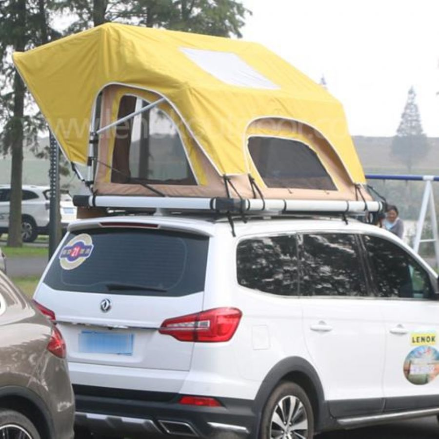 Soft Shell Roof Top Car Tent